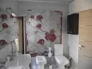 Отделка помещений и санузлов плиткой,  искусственным камнем и мозаикой
