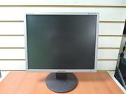 Монитор широкоформатный для дома и офиса,  интернета 19