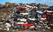Утилизация автомобилей. Приём металлолома