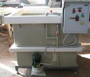 Установка для приготовления и дозирования и заливки электролита УДЭ-2