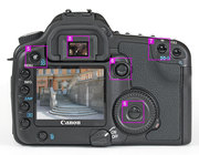 Canon 30D Kit 17-50  полный комплект