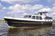 Голландские стальные моторные яхты Pedro-Boat